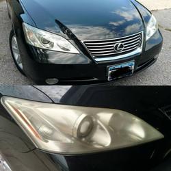 Lexus Headlights