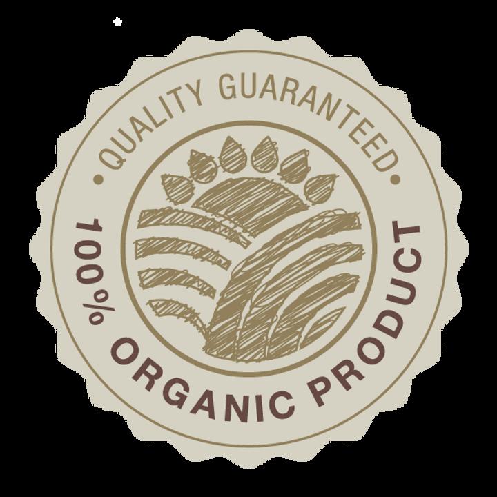 Organic Food Badge 3