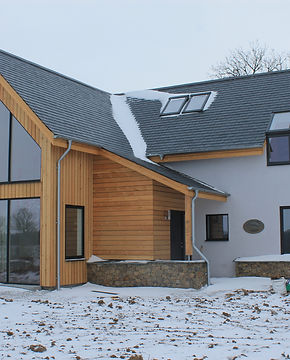 The Cuillin by Cairnrowan Custom Homes