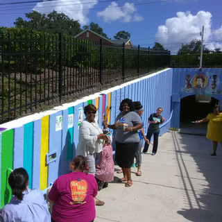 Community Tunnel in Action
