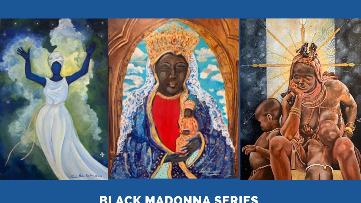 Black Madonna Series