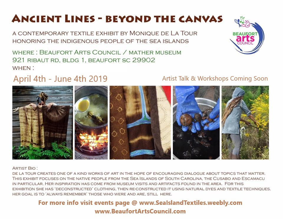 Ancient Lines | Beyond the Canvas
