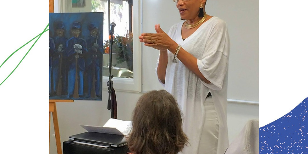 BAC Artist Comm(Unity) Workshop Series f/Susan Madison