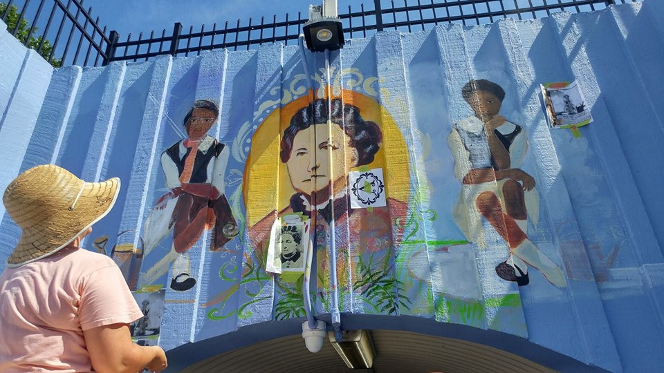 TCL Community Mural