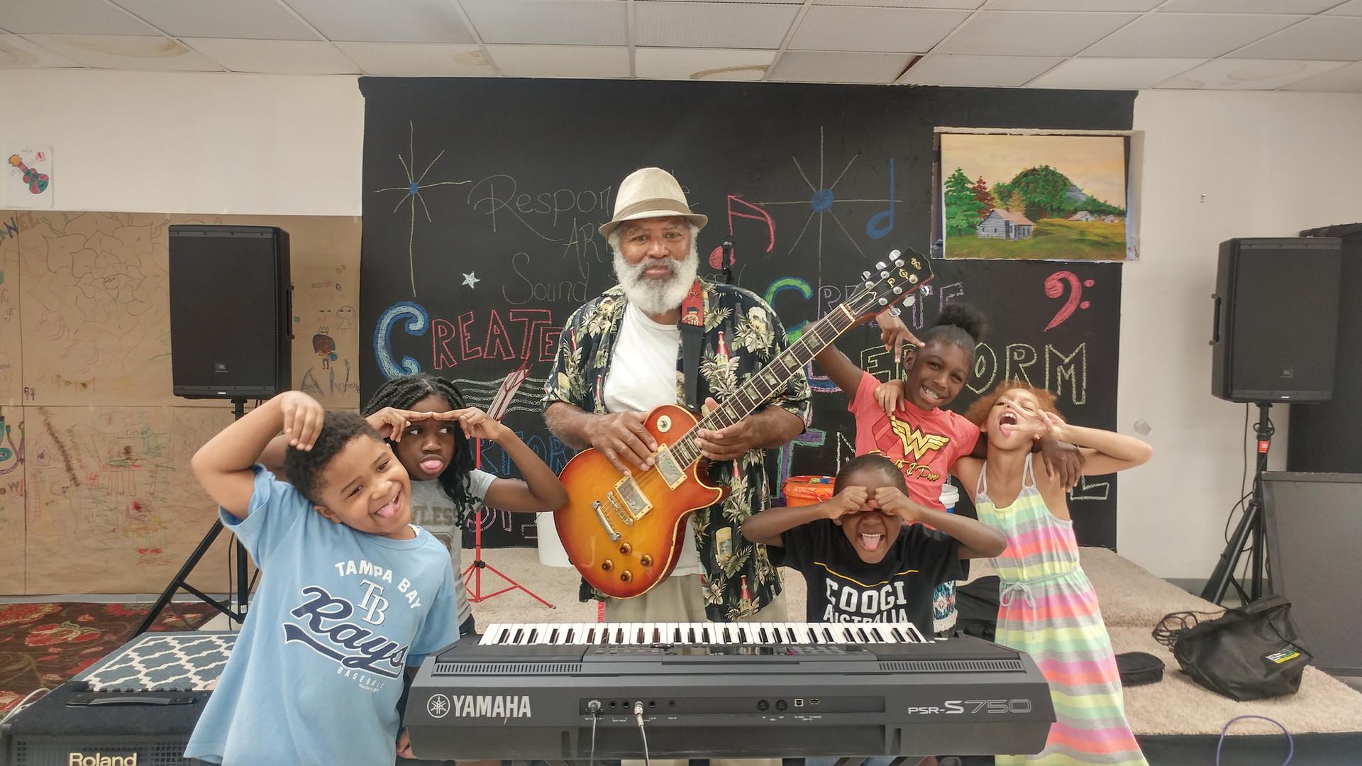 Register now for Arts Summer Camp
