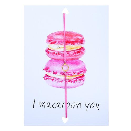 I Macaroon You