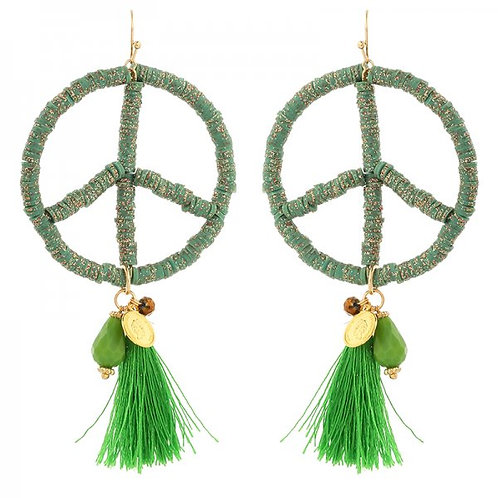 Lovely Peace green
