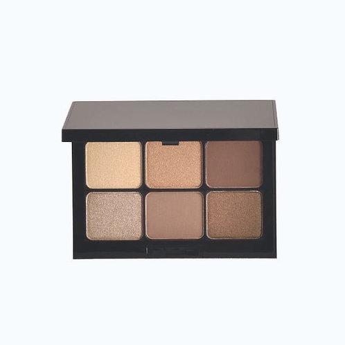 Golden Brown Palette