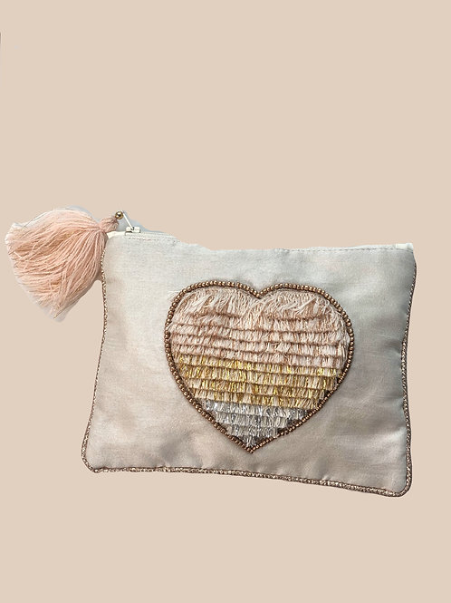 Heart Bag Rainbow