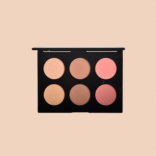 Cheek & Contour Palette