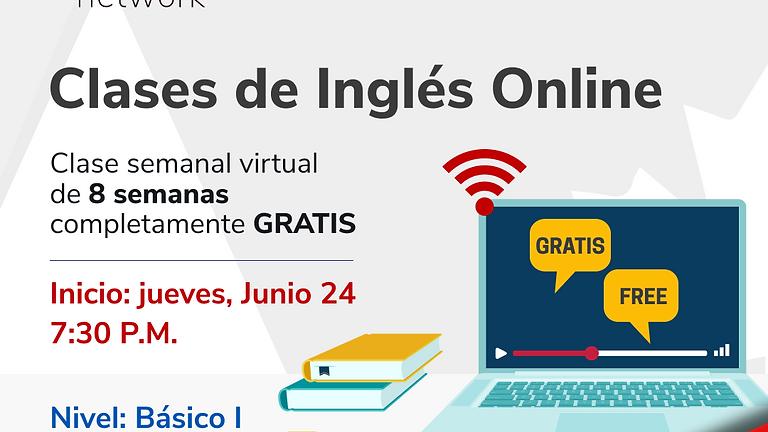 VenCan Network: Clases de Inglés Básico 1