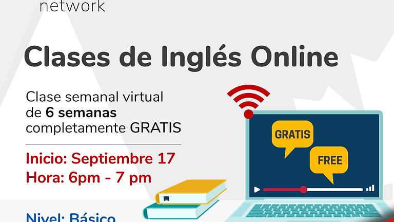 VenCan Network: Clases de Inglés Básico