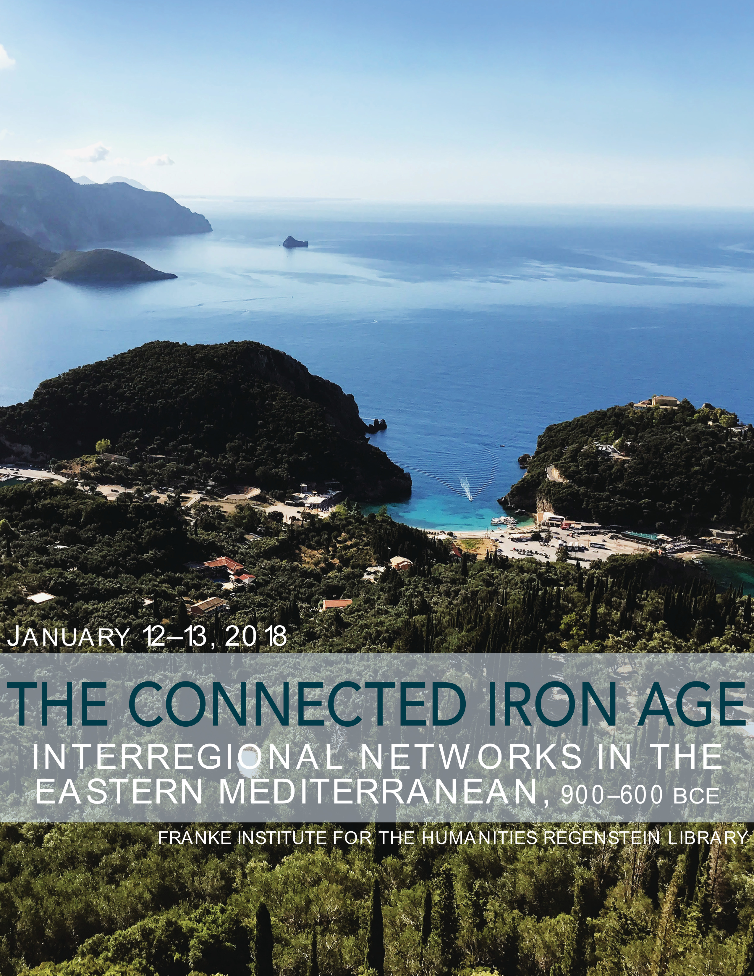 Connected Iron Age Conference 2018