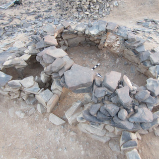 Neolithic building-Maitlands Mesa 2017