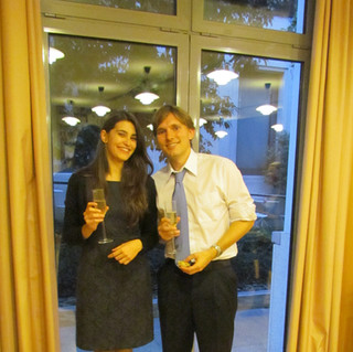 Ben Luley & Laetitia
