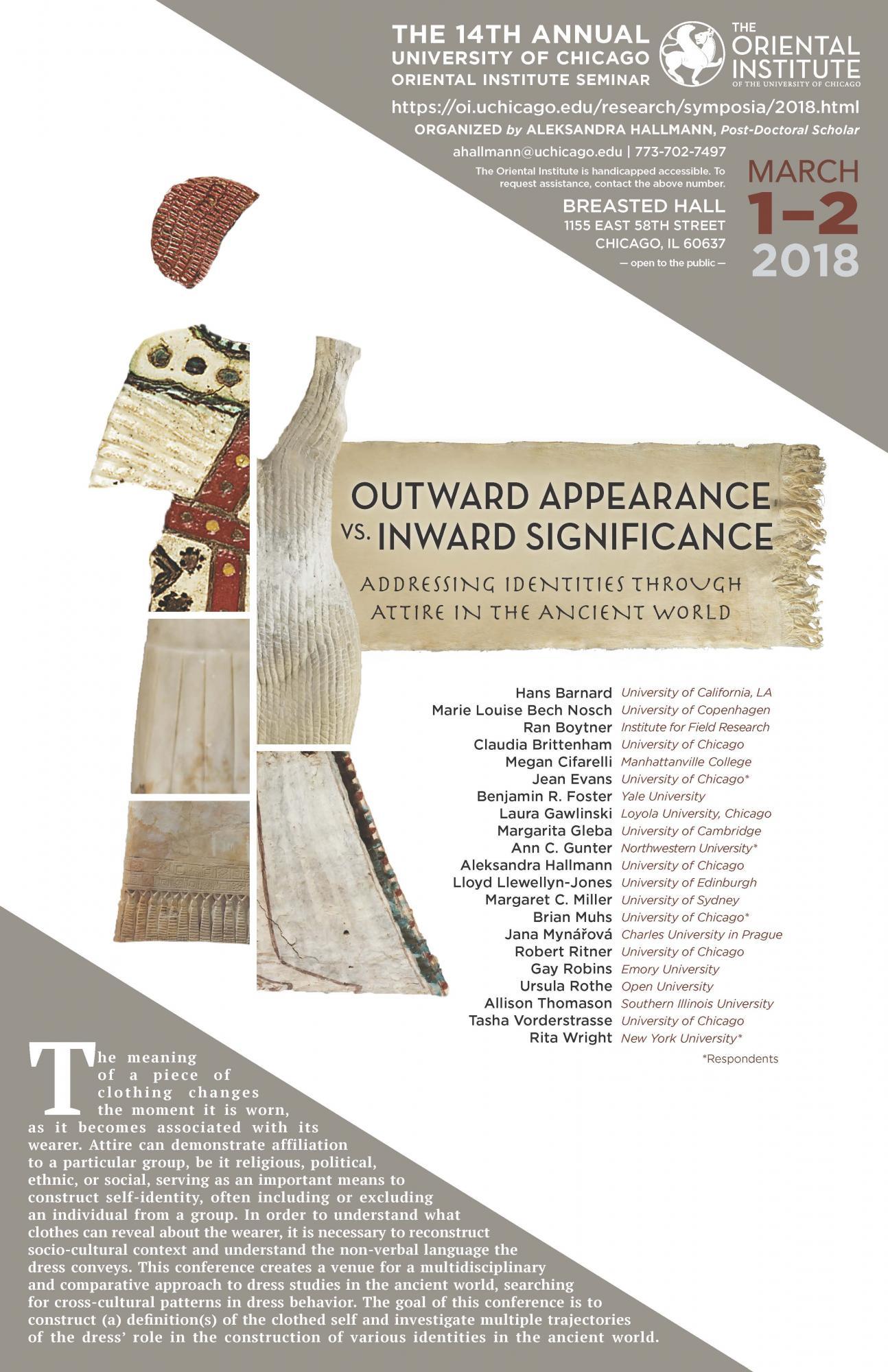 OIS 2018 Outward Appearance