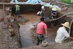 Dian Excavation 2014