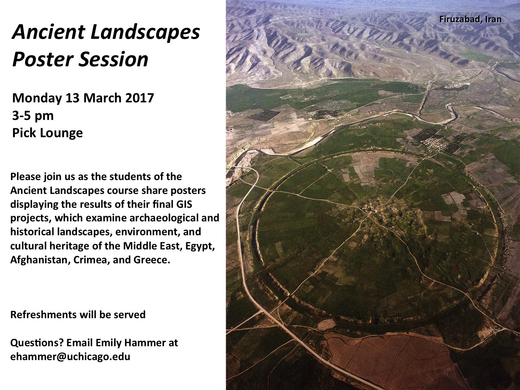 Ancient Landscapes 2017