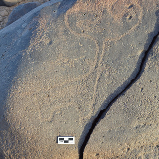 Petroglyph Wisad-Pools 2018