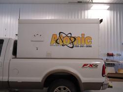 Atomic Truck done