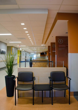 Hospital partitions