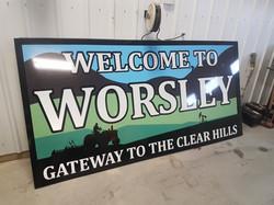 Welcome to Worsley