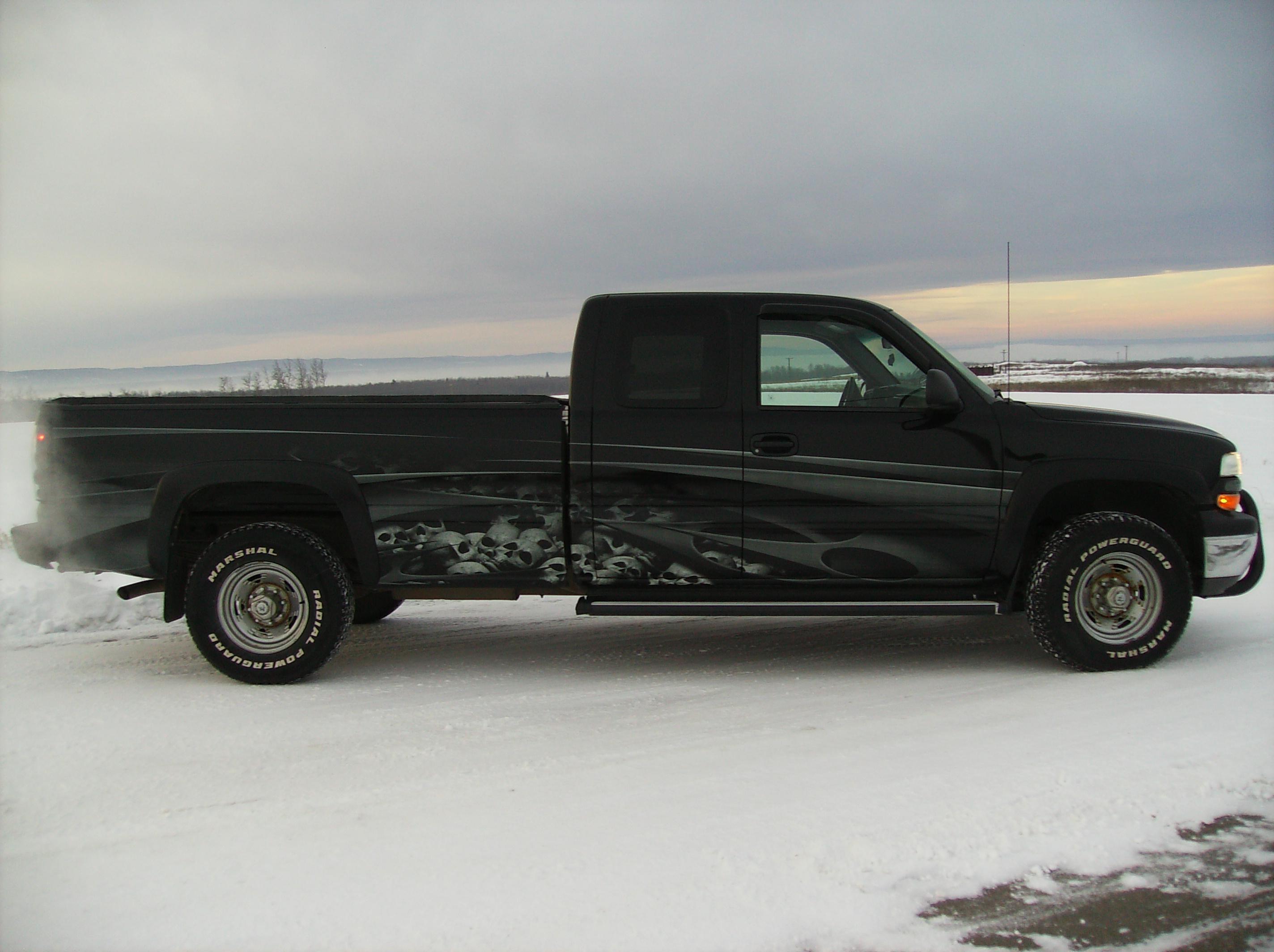 Work Truck 002