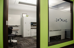 OGC office windows