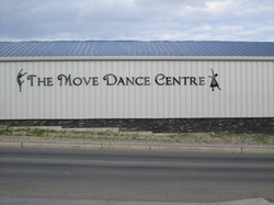 The Move Dance Center building (1)