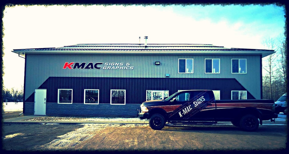 logo, decals, truck accessories, command starts, remote starts, KMac Signs, K-Mac Signs, kmacsigns