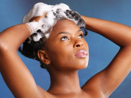 Hair Wash Day: How to Properly Wash your Hair (especially curly hair)