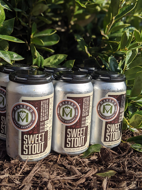 Sweet Stout  - 6 Pack