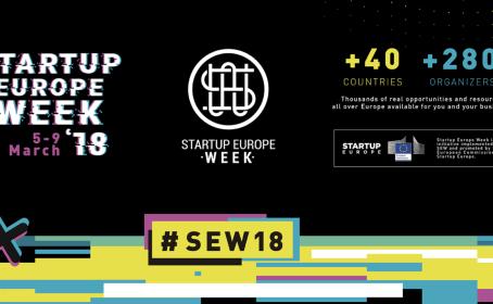 Πρόσκληση – Invitation Startup Europe Week 18 ~ Blockchain