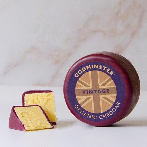 Godminster Vintage Organic Cheshire 200g