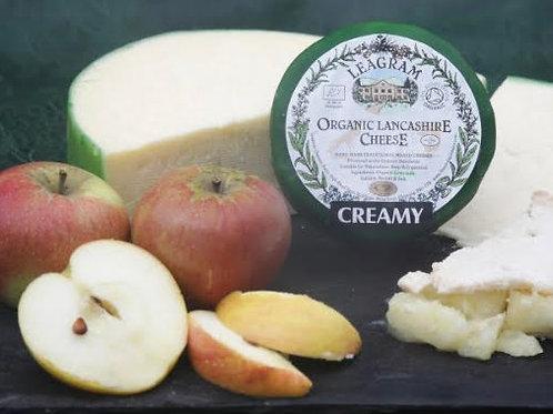Leagrams Organic Lancashire Creamy 300g