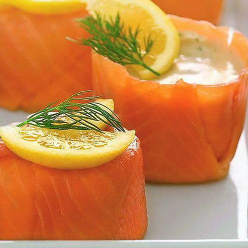 Inverawe Smoked Salmon Timbales 2x 80g