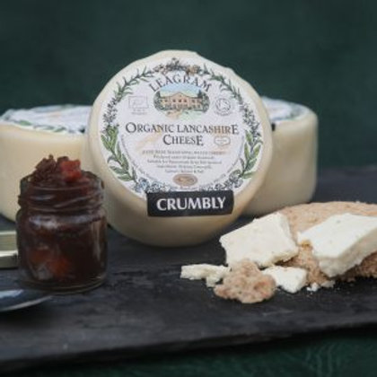 Leagrams Crumbly Lancashire Cheese 300g