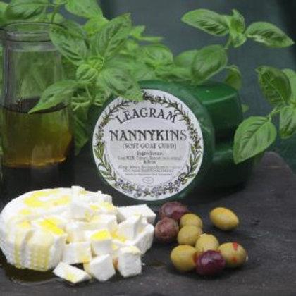 Leagrams Nannykins soft goats cheese