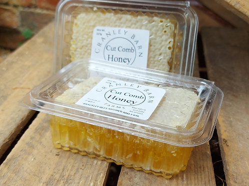 Cranley Farm, Cut Honey Comb (minimum220g)