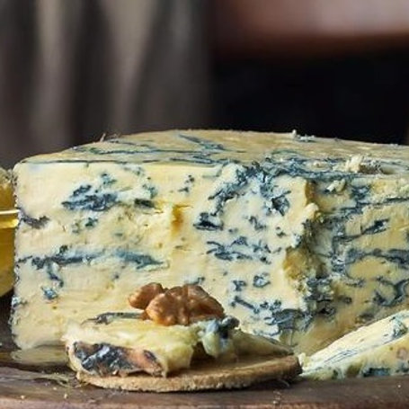 Yorkshire Blue from Shepherds Purse Dairy 180g