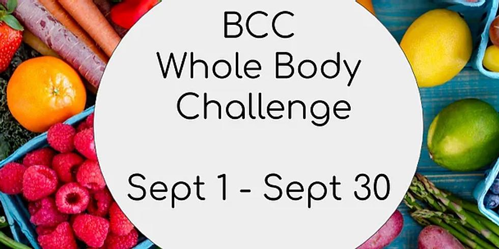 Whole Body Challenge