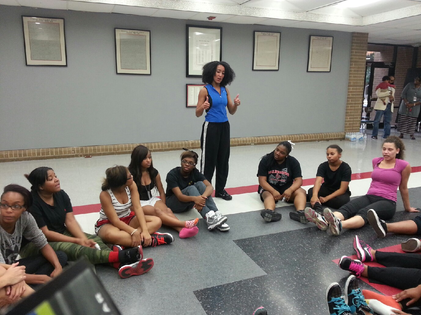Bootcamp With Lisa