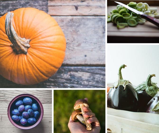 6 sezonowych produktów na jesień