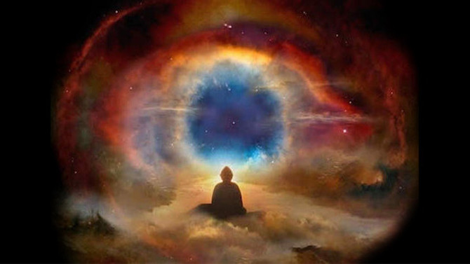 The emptiness of Consciousness is all we need