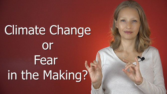 Climate Change or Fear in the Making