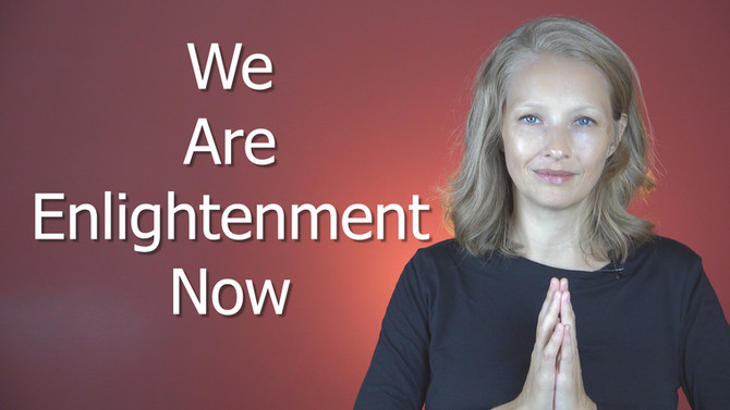We Are Enlightenment Now!