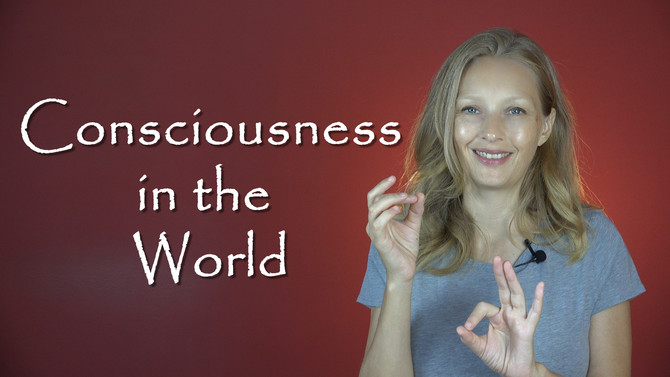 Consciousness in The World