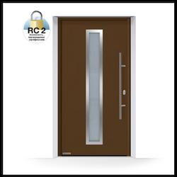 Входные двери без боковых элементов