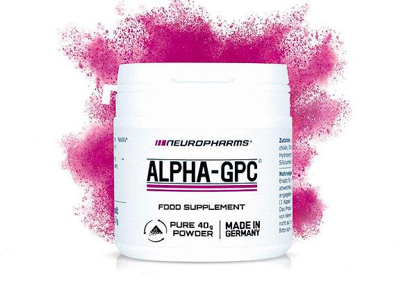 Alpha-GPC - 40g Pulver