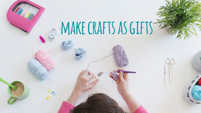 Making DIY gifts for friends and loved ones boost kids self-esteem